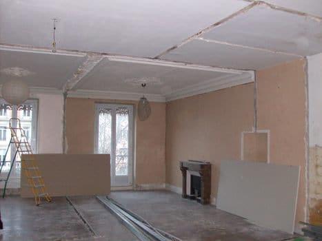 Rénovation Du Salon Avant