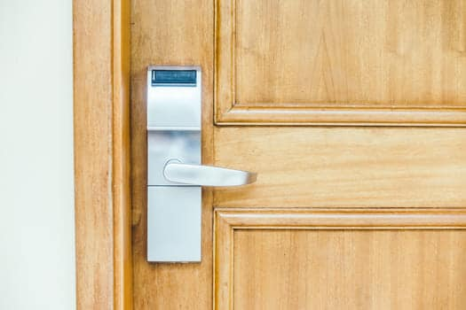 Teak Lock Home Protection System