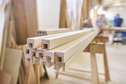 Wooden Furniture Details Carpentry Woodworking Woodshop